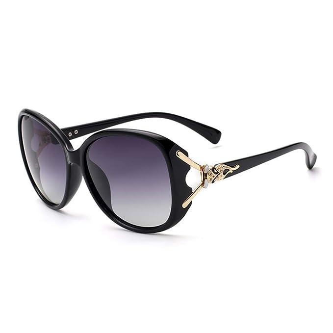 TAKSKCKM Occhiali da sole donna Gafas de sol polarizadas para mujer con bloqueo UV Lentes polarizadas de alta calidad: Amazon.es: Ropa y accesorios