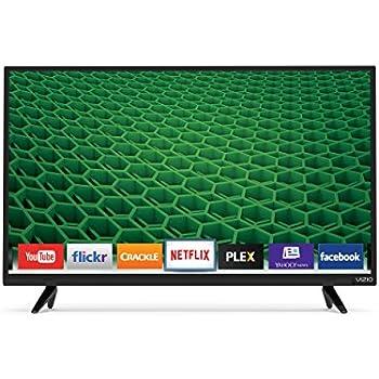 "VIZIO D32h-D1 D-Series 32"" Class Full Array LED Smart TV (Black)"
