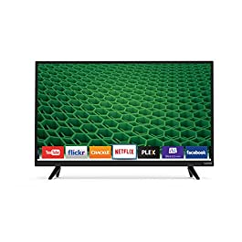 VIZIO D32h-D1 D-Series 32″ Class Full Array LED Smart TV (Black)