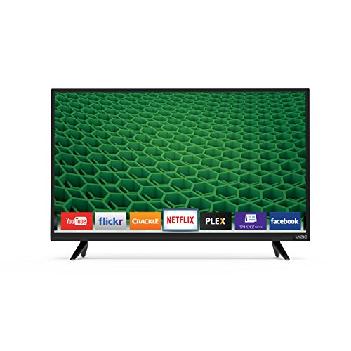 VIZIO 32-Inch 720p Smart LED TV D32H-D1 (2016)