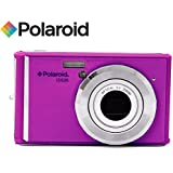 Ultra Compact Digital Camera Polaroid IS426 (16 Megapixel 6x Optical Zoom, Li-Ion Battery) (Purple)