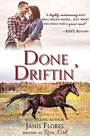 book cover of Done Driftin\'