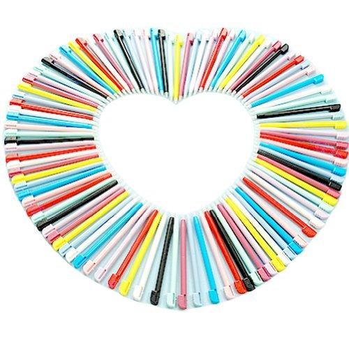 (Estone 50 x Color Touch Stylus Pen For NDS NINTENDO DS LITE)
