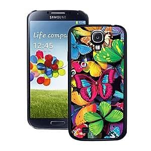 Patrón de mariposa caso del efecto 3d para Samsung i9500 s4