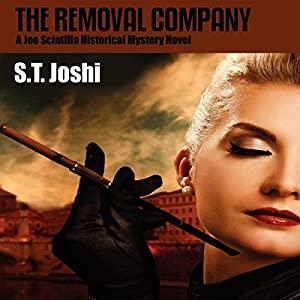 The Removal Company: A Joe Scintilla Historical Mystery Novel Audiobook