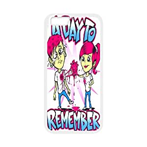 Printed Phone Case a day to remember For iPhone 6 Plus 5.5 Inch Q5A2113077