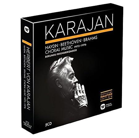 Haydn, Beethoven, Brahms - Choral Music 1972-1976 (Karajan Official