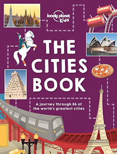 The Cities Book (Lonely Planet Kids) -