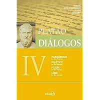 Diálogos IV - Parmênides (ou Das Formas), Político (Da Realeza), Filebo (ou Do Prazer), Lísis (ou Da Amizade)