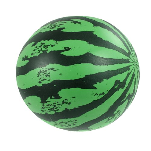 [uxcell Children Beach Summer Party Inflatable PVC Watermelon Ball Toy 6.7