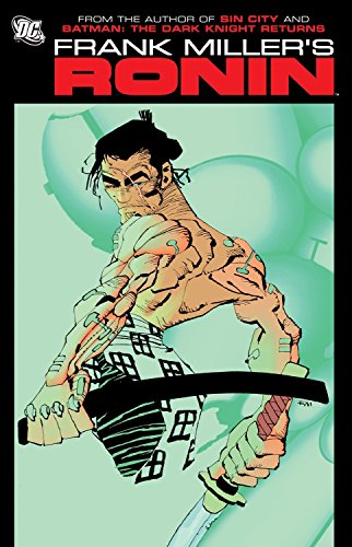 Frank Miller's Ronin by DC Comics