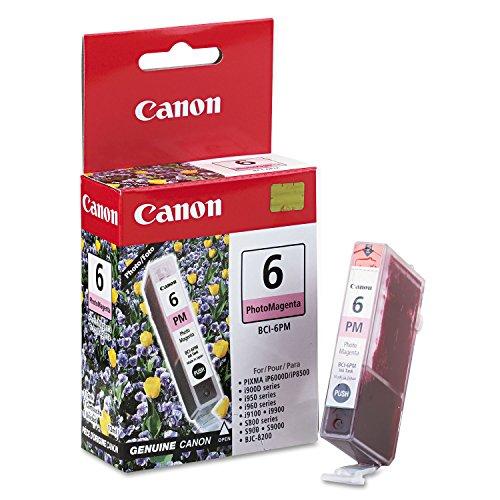 Canon BCI-6PM Photo Ink Tank-PhotoMagenta