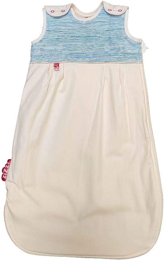 Nicky Couverture pour b/éb/é 100/% coton lavable 90 x 70 cm