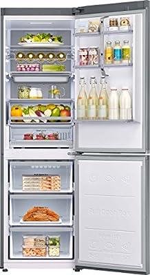 Samsung RB38M7998S4 nevera y congelador Independiente Acero ...