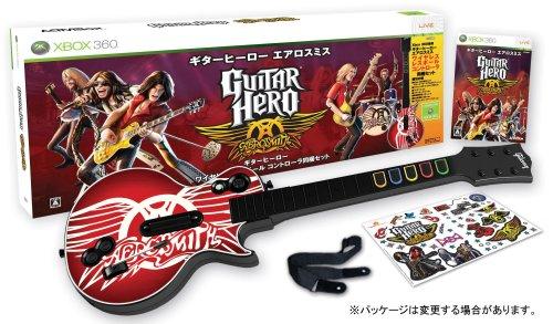 ギターヒーロー エアロスミス(ギターコントローラ同梱)の商品画像