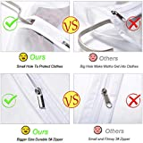 UOUEHRA Moth Proof Garment Bag 40 inch