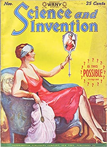 science and invention magazine for november 1927 amazon com books