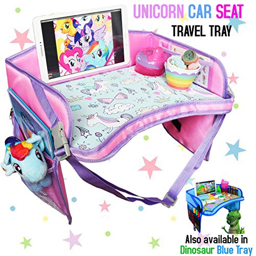 Pink Kids Travel Tray Anti Bacteria product image