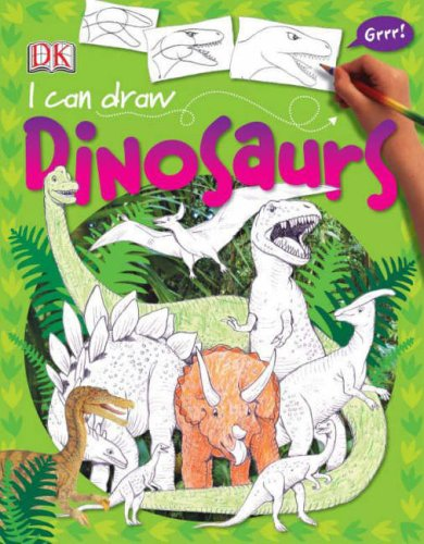 I Can Draw Dinosaurs ebook
