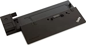 Lenovo ThinkPad USA Ultra Dock With 90W 2 Prong AC Adapter (40A20090US, Retail Packaged) (Renewed)