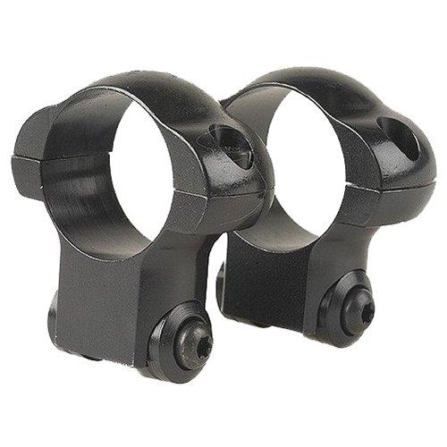 Weaver 47240 Aluminum Ring Pair, Ruger 77, 30mm, High, Matte Black