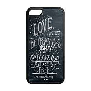 5C Phone Cases, Mumford and Sons Hard TPU Rubber Cover Case for iPhone 5C