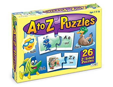 Patch A to Z Puzzles
