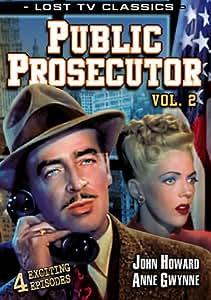 Public Prosecutor, Volume 2 (Lost Television Classics)