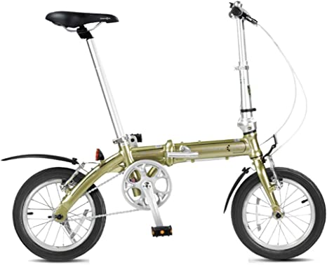 Monociclos Bicicleta Plegable Bicicleta Unisex Mini Bicicleta ...