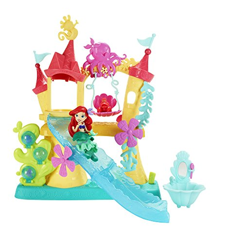Princess Bath Disney (Disney Princess Little Kingdom Ariel's Sea Castle)