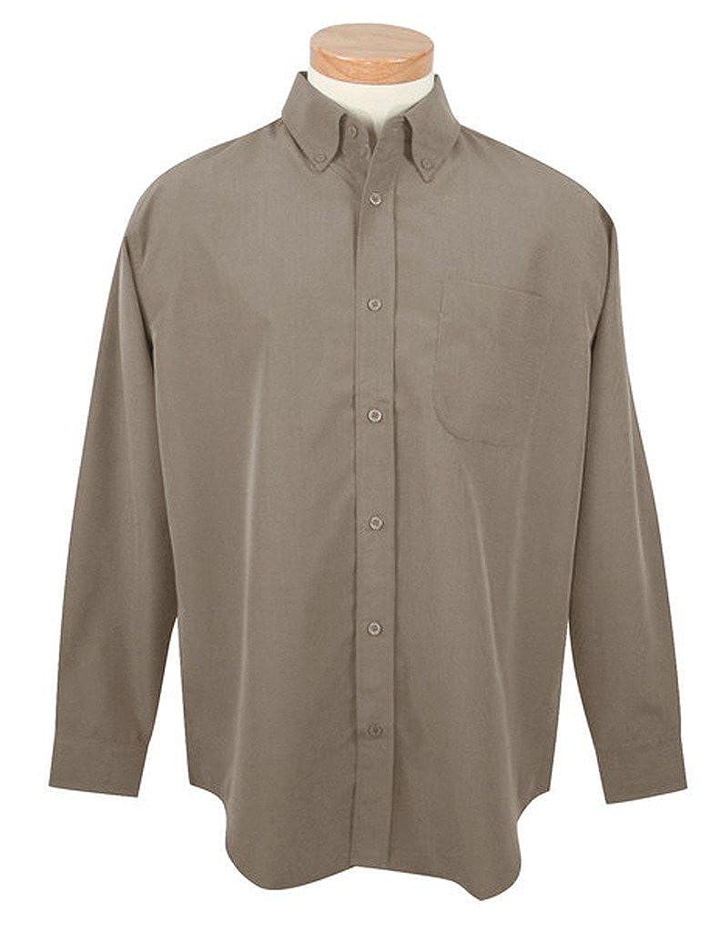 A/&E Designs Premium Quality Convention Long Sleeve Button Down Shirt