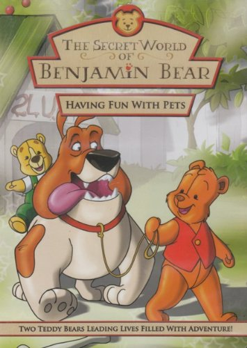The Secret World Of Benjamin Bear: Having Fun With - Store Cargo Outlet