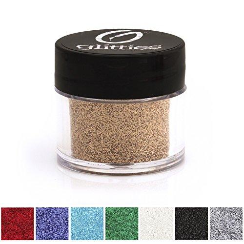 Fine Eye (Sparkling Champagne - Cosmetic Grade Glitter Ultra Fine (.006