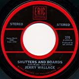 Jerry Wallace: Primrose Lane / Shutters And Boards [Vinyl]