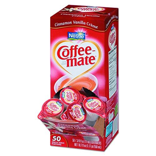 Coffee mate 42498CT Creamer Cinnamon Vanilla