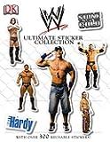 WWE Sticker Collection (DK Ultimate Sticker Books)