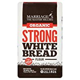 Marriage's Organic Strong White Bread Flour 1kg