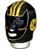 Luchadora Black September adult Mexican Lucha wrestling mask by Luchadora