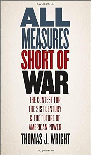 foto de Amazon.com: All Measures Short of War: The Contest for the Twenty ...