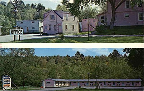Amazon.com: Ebb-Tide Motel Brewer, Maine Original Vintage Postcard: Entertainment Collectibles