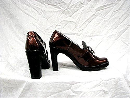Bromeo Black Butler Kuroshitsuji Ciel Cosplay Chaussure