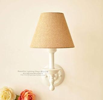NZJSY Creativo Lámparas de Pared lámparas de pared,lámpara de ...