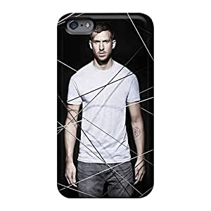 Finleymobile77 Apple Iphone 6 Scratch Resistant Hard Phone Cover Support Personal Customs Colorful Interpol Band Series [VaS221vPPl]
