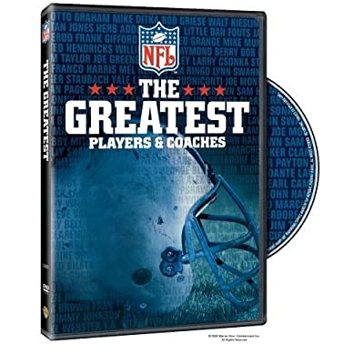 Nfl The Greatest Players & Coaches