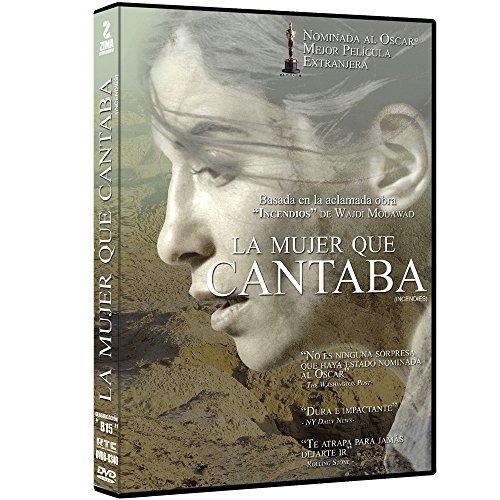 LA MUJER QUE CANTABA [INCENDIES] [Ntsc/region 1 & 4 Dvd. Import-latin America].