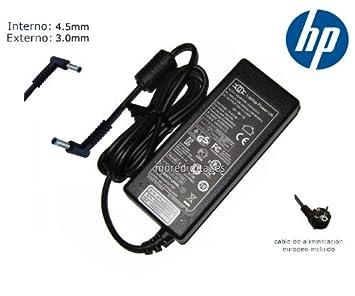 MD Cargador de portátil compatible con HP Pavilion 15-N252SS ...