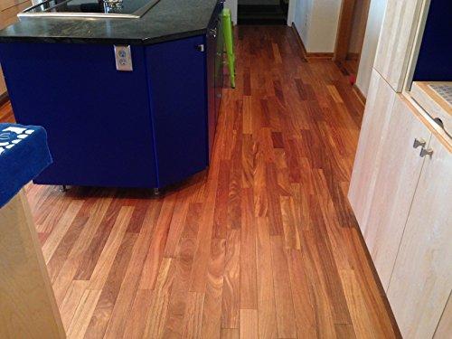 Brazilian Cumaru Light Solid Floor