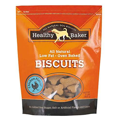 Healthy Baker Flavored Biscuits — Wholesome and Delicious...