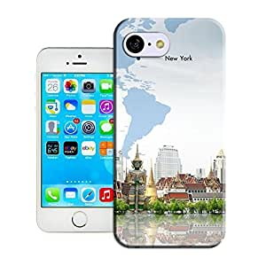 Customize Protective Case famous scenery-08 Back Cover Case for iphone 5C