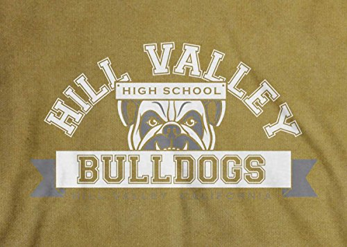 Vintage Bag Bulldogs Canvas Back Despatch Sahara Valley The Future To Hill qwxAzYBX